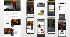 Web Design and Mobile Project